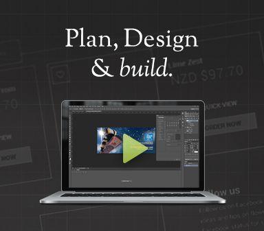 Website Design And Web Development By Cabbage Tree Creative In Christchurch Nz Website Design Blog Design Web Development