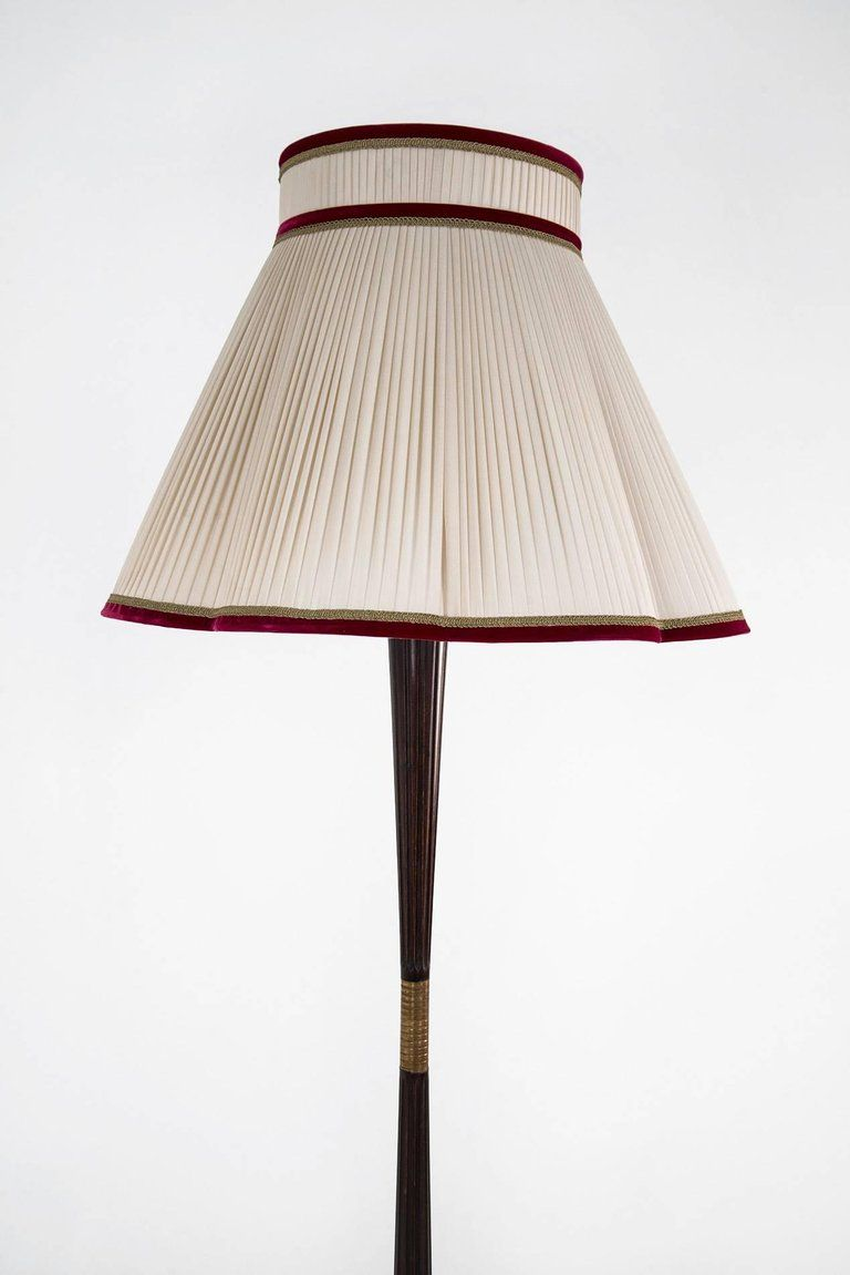 Elegant floor lamp manufactured by Stilnovo, Italy, in the