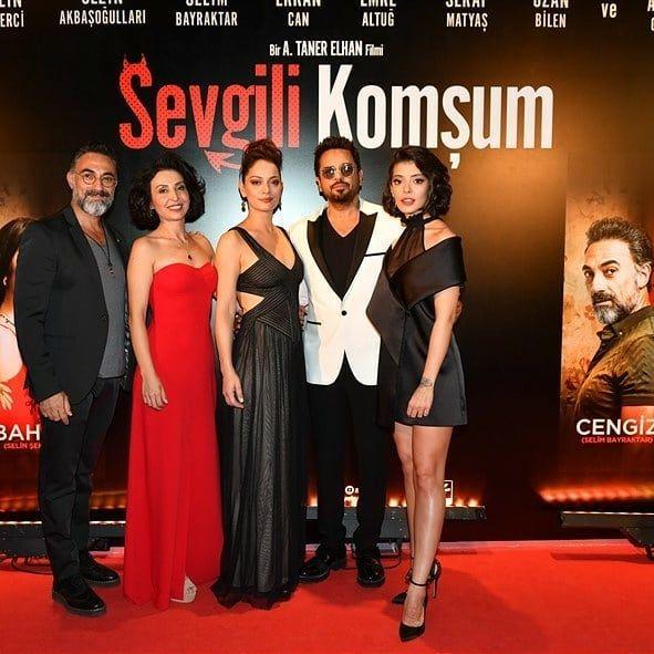"""Sezonun merakla beklenen TN yapımı """"Sevgili Komşum"""" filminin galası Vadistanbul Cinemaximum sinemalarında gerçekleşti. Yönetmenliğini Taner…"""