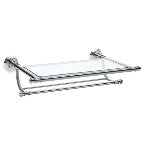 Bed Bath And Beyond Towel Rack Prepossessing Winthrop Satin Nickel Train Rack  Bed Bath & Beyond  For The Design Ideas
