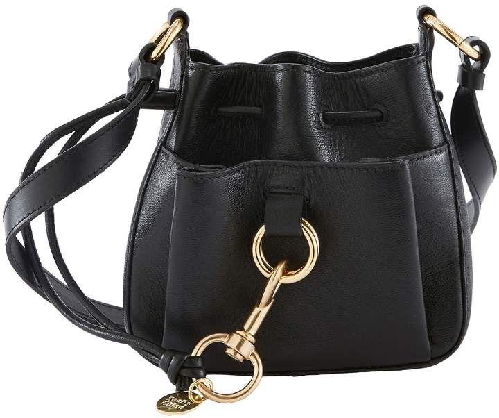 See by Chloe Tony small bucket bag #seebychloe