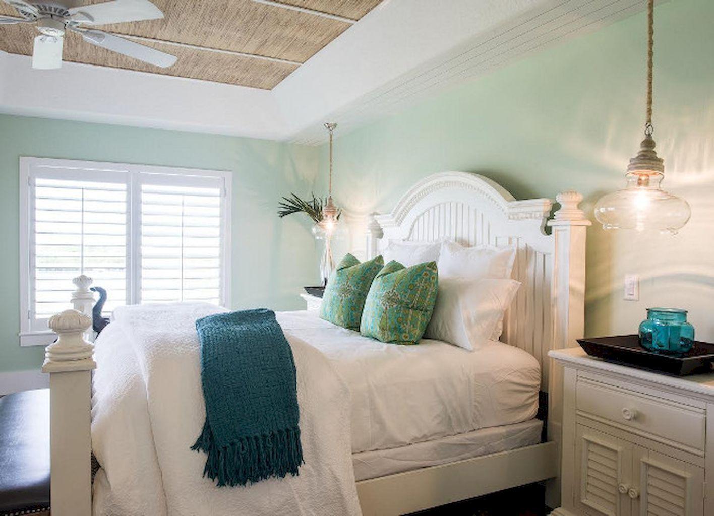 Adorable 70 Modern Coastal Bedroom Decorating Ideas https