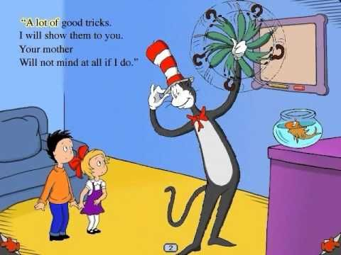 6b09e932042 Dr. Seuss The Cat in the Hat - YouTube