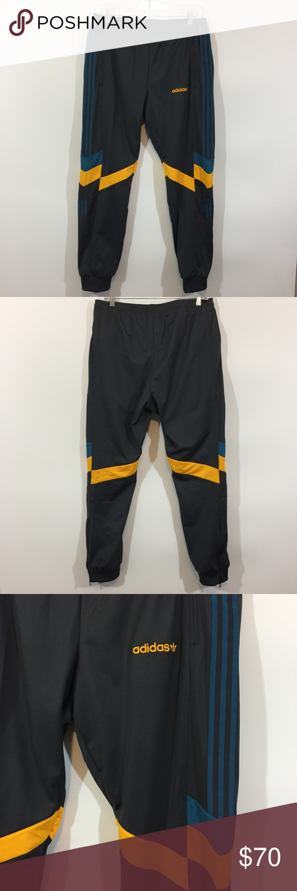 8eb99d490bd3 Adidas Originals Aloxe Track Pants New Adidas Originals Aloxe Track Pants. adidas  Pants Sweatpants   Joggers