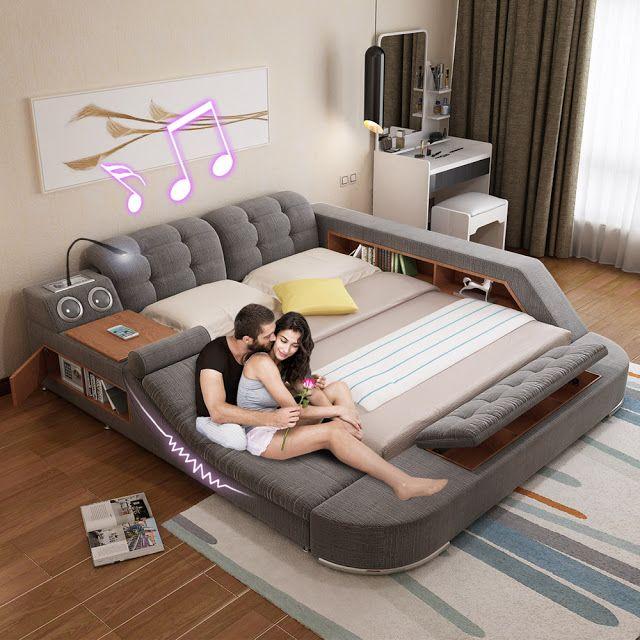 Plaza digital la cama definitiva con silla de masaje - Sillones para dormitorios de matrimonio ...