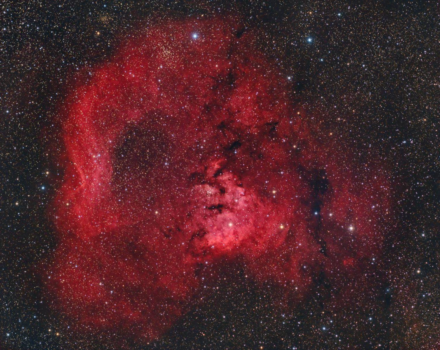 NGC 7822 Region [2048x1632][OS][OC]