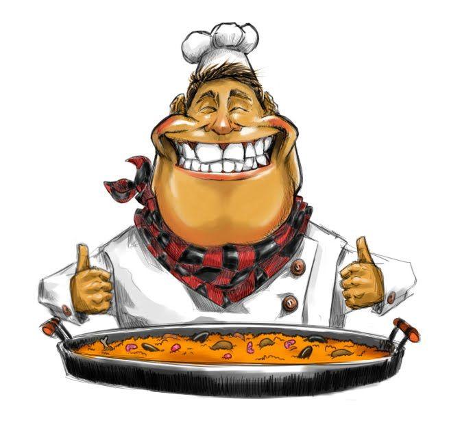 Смешные картинки поваров карикатуры
