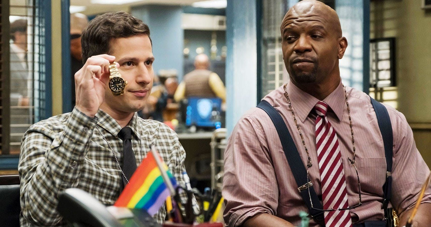 The 10 Deadliest Characters From Brooklyn Nine Nine Screenrant