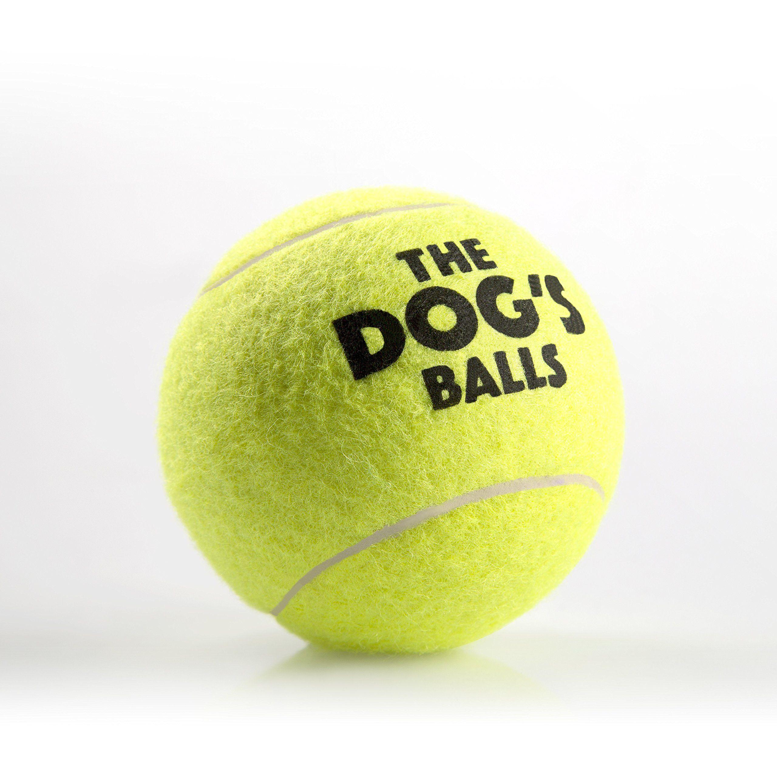 The Dogs Balls 12 Premium Dog Tennis Balls Ball For Puppy Training