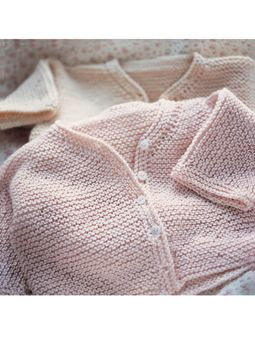 eb43a6aed61fe Garter Stitch Cardigan Baby Cardigan Knitting Pattern Free