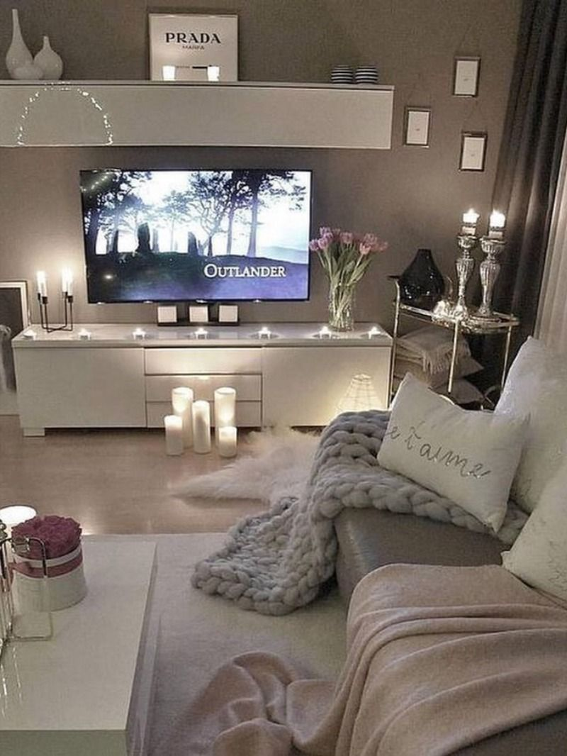 Check Out The Shining Beauty Of This Beautiful Rustic Living Room