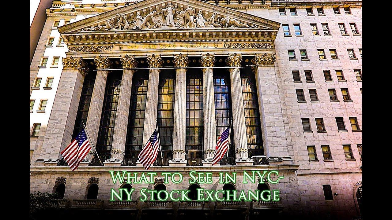 What To See In New York City Wall Street Ny Stock Exchange Ny Stock Exchange New York City Stock Exchange