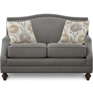 Pleasing Pewter Ii Loveseat Fabric Furniture Sets Living Rooms Uwap Interior Chair Design Uwaporg