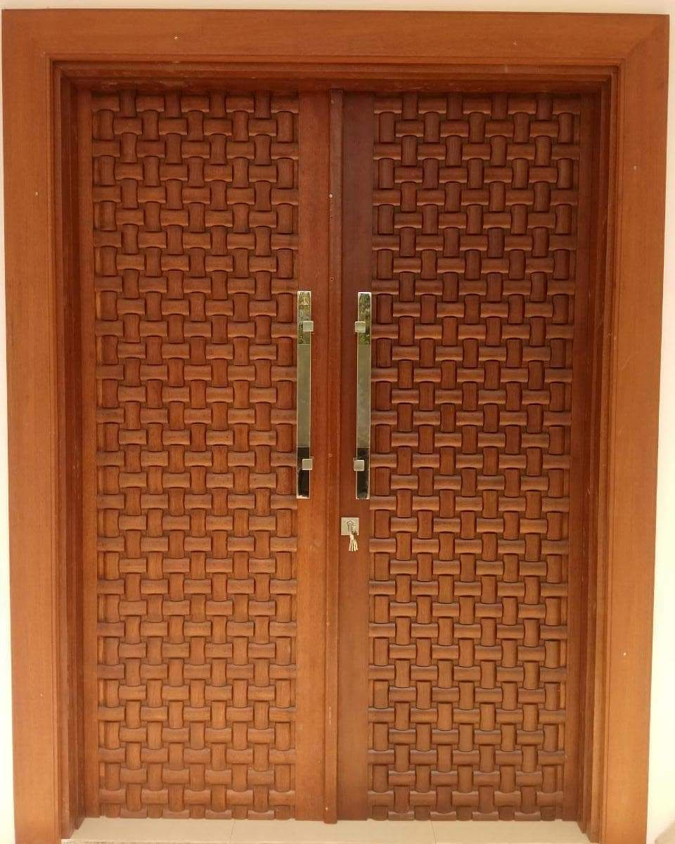 Kusen Pintu Rumah Minimalis Ukir Trend 2020 Yang Lagi Hits Dan Banyak Dicari Costumer Pintu Kelas Menengah Keatas Dari Bahan Ka Kayu Jati Pintu Rumah Minimalis Gambar kusen rumah minimalis