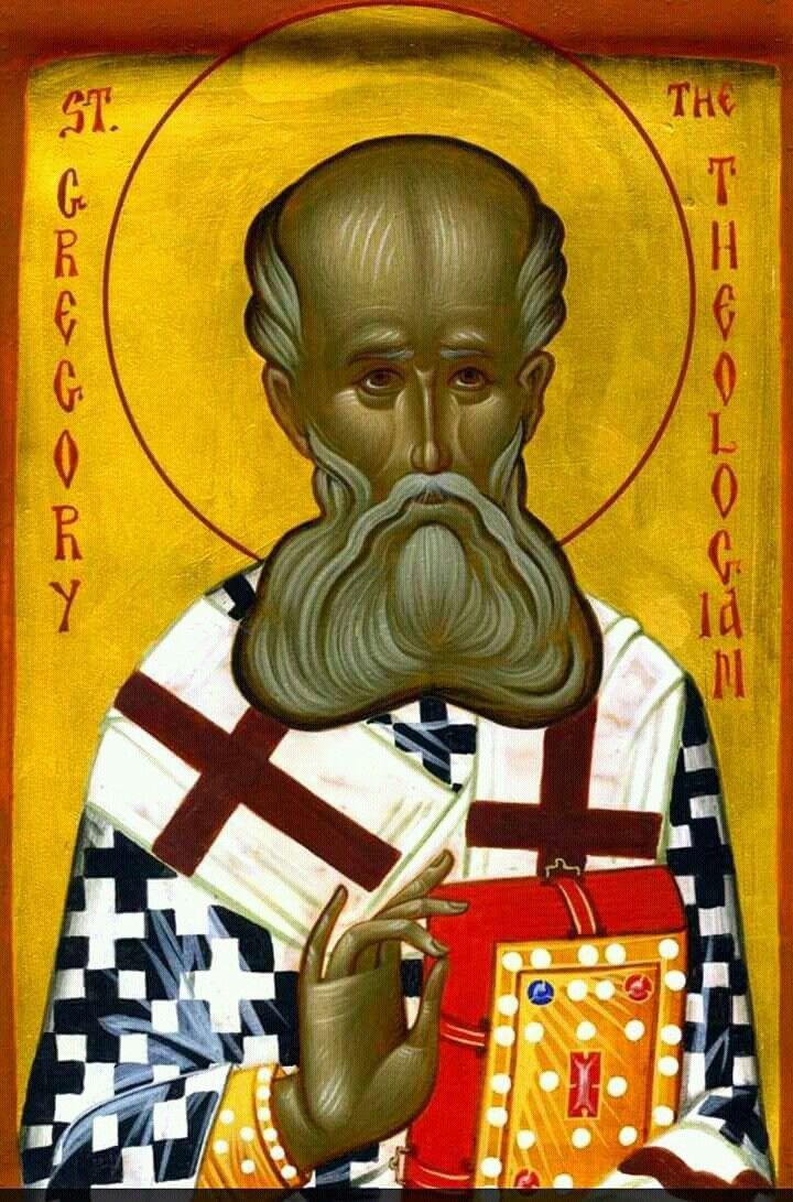 Αποτέλεσμα εικόνας για grigorie teologul