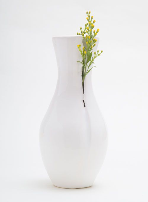 Six A Series Of Vases Inspired By Memories And Loss By Hadar Glick