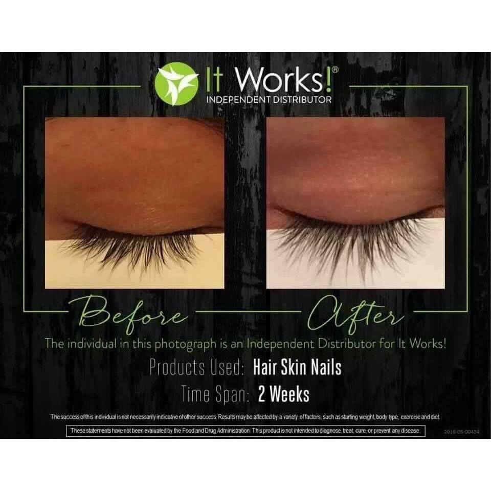 It Works Eyelashes Hobitfullring