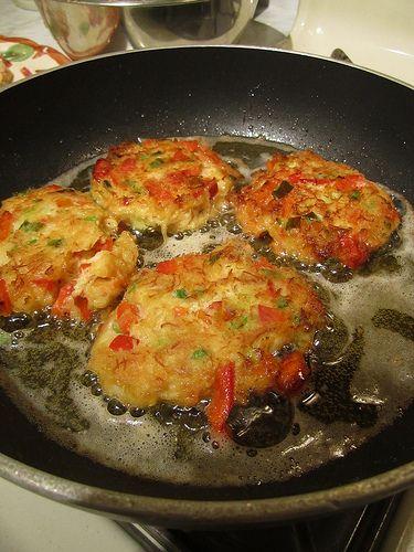 Paula Deen S Crab Cake Recipe