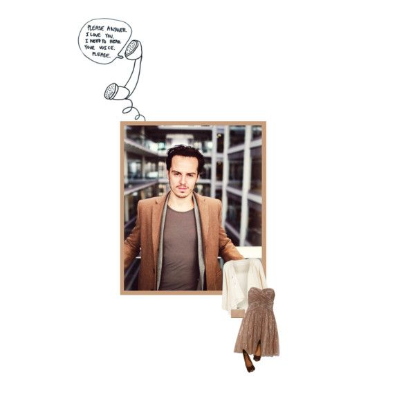 """""""I ned to hear your voice."""" by vanessamalfoy ❤ liked on Polyvore"""