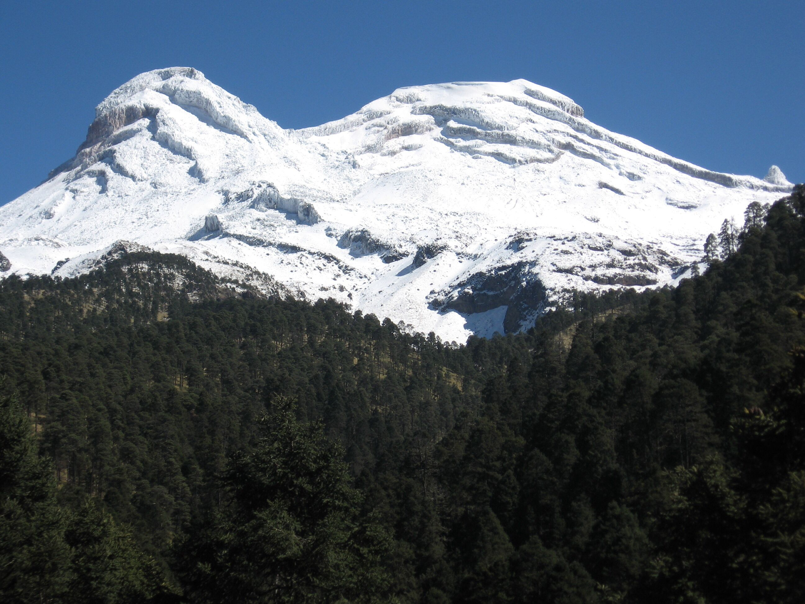 Iztaccihuatl : Climbing, Hiking & Mountaineering : SummitPost