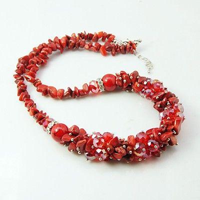PandaHall Jewelry—Fashion Gemstone Chip Necklaces  | PandaHall Beads Jewelry Blog