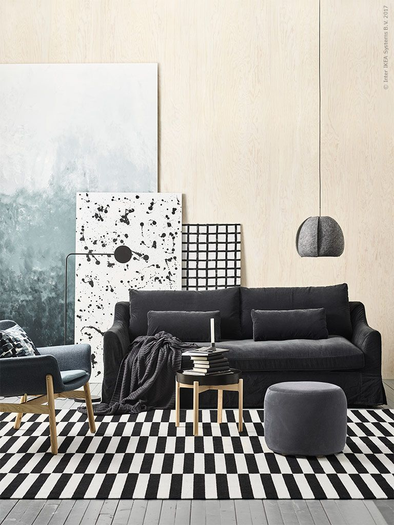 Rl V 3 Sits Soffa I Sammet Stockholm 2017 Puff I
