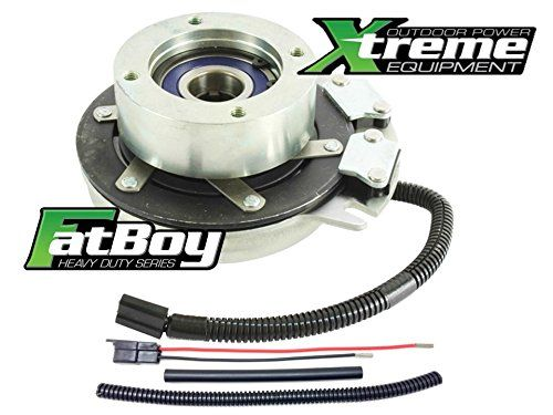 bundle 2 items pto electric blade clutch wire harness repair kit bundle 2 items pto electric blade clutch wire harness repair kit replaces jacobson pto clutch 2721124 oem upgrade w wire harness repair kit >>> you can