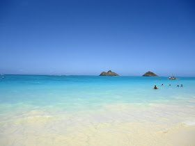 Oahu Family Activities Lanikai Beach Hawaii Kailua