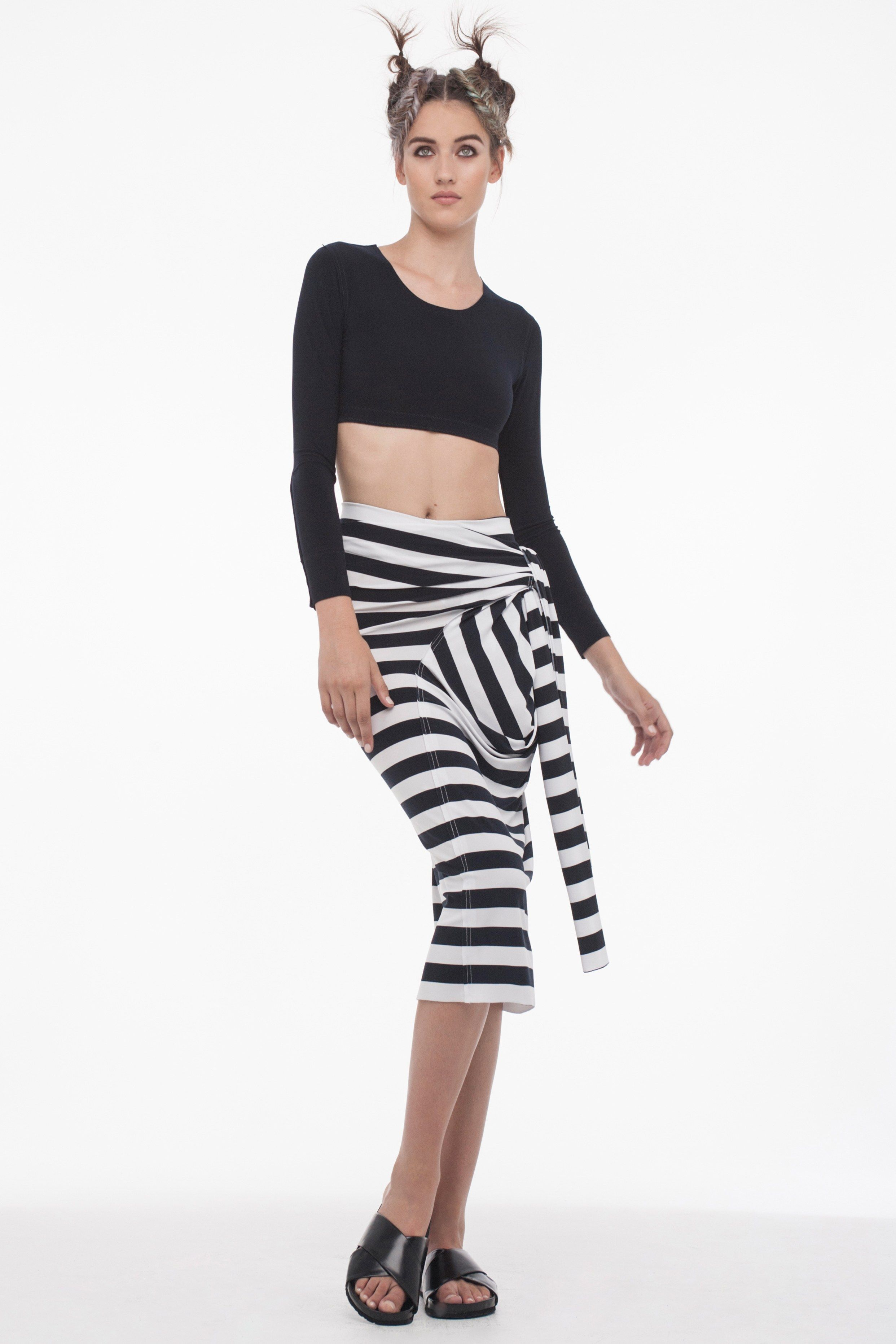 Norma Kamali Spring 2016 Ready-to-Wear Fashion Show