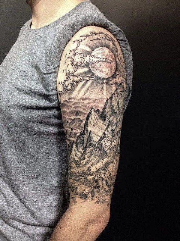 30 Cool Sleeve Tattoo Designs | Tattoos | Pinterest | Sleeve tattoo ...