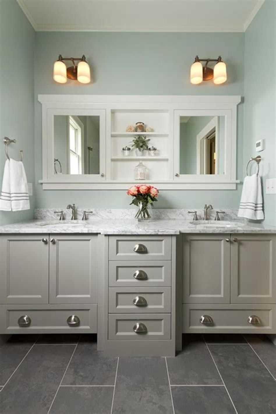 Good Color Schemes For Bathrooms