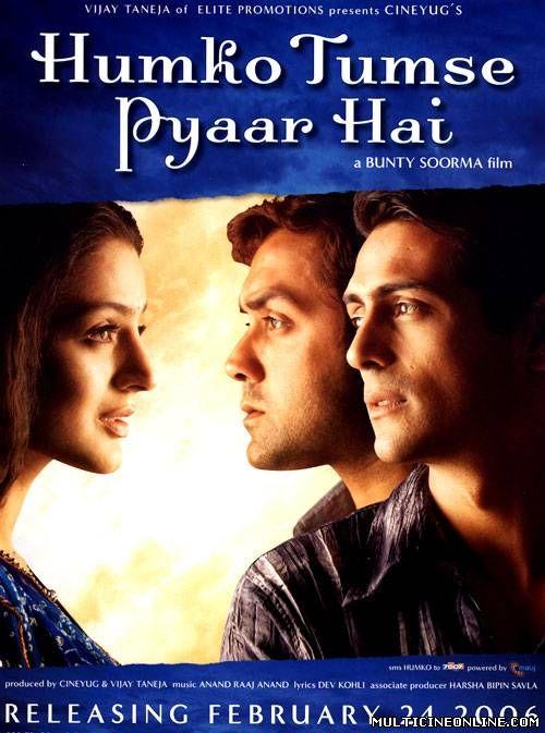 Ver Humko Tumse Pyaar Hai Online Vk Full Movies Download Watch Hindi Movies Online Hindi Movies Online