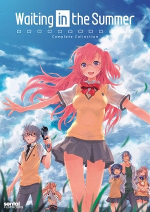 Waiting In The Summer Dvd Complete Collection S Rightstuf2013