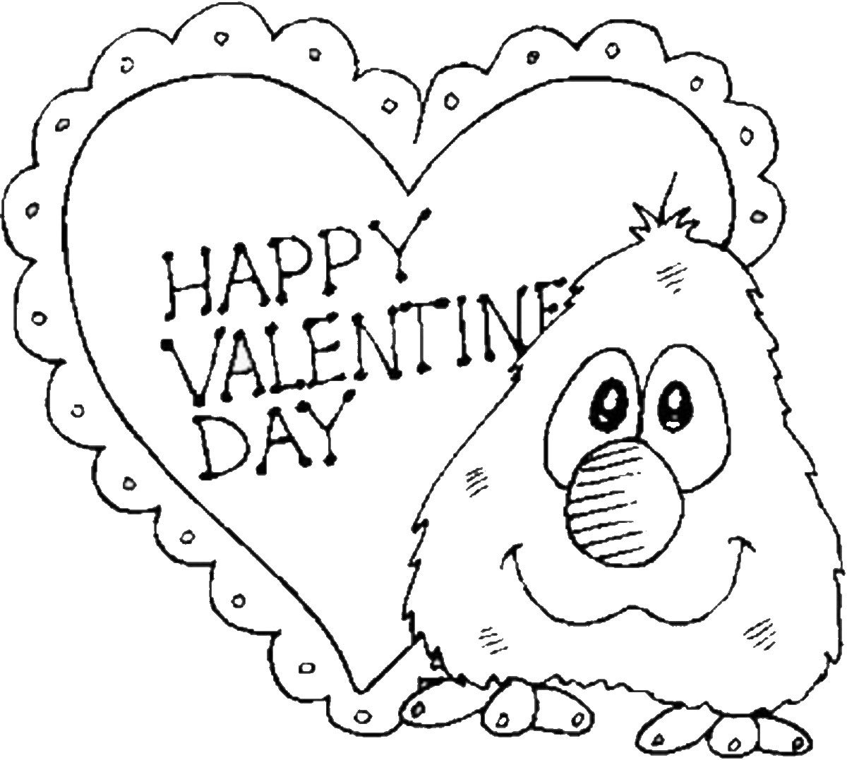 32+ Printable valentines coloring pages ideas in 2021