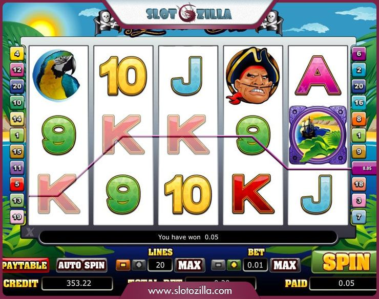 How To Win Cash Cove Slot Machine