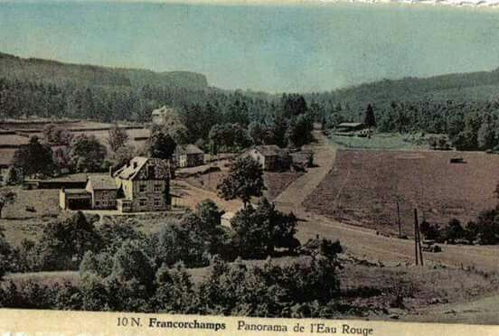 Eau Rouge 1909