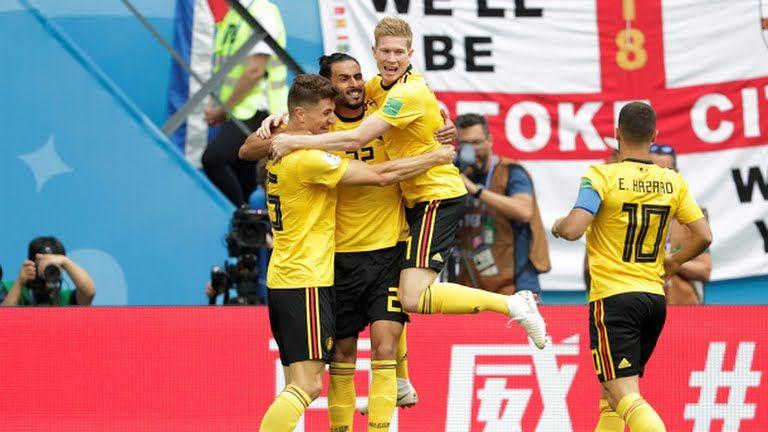 England Vs Belgium Fifa World Cup 2018 Third Place England