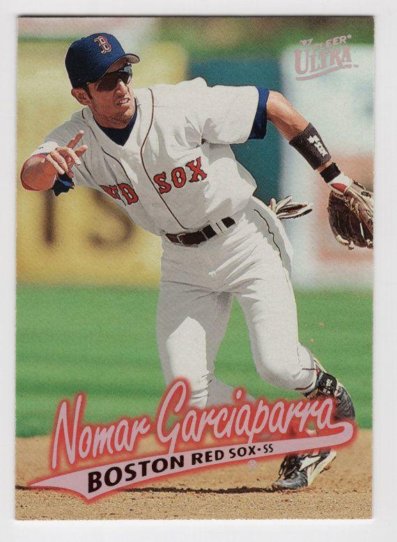 Nomar Garciaparra 1997 Fleer Ultra Baseball By