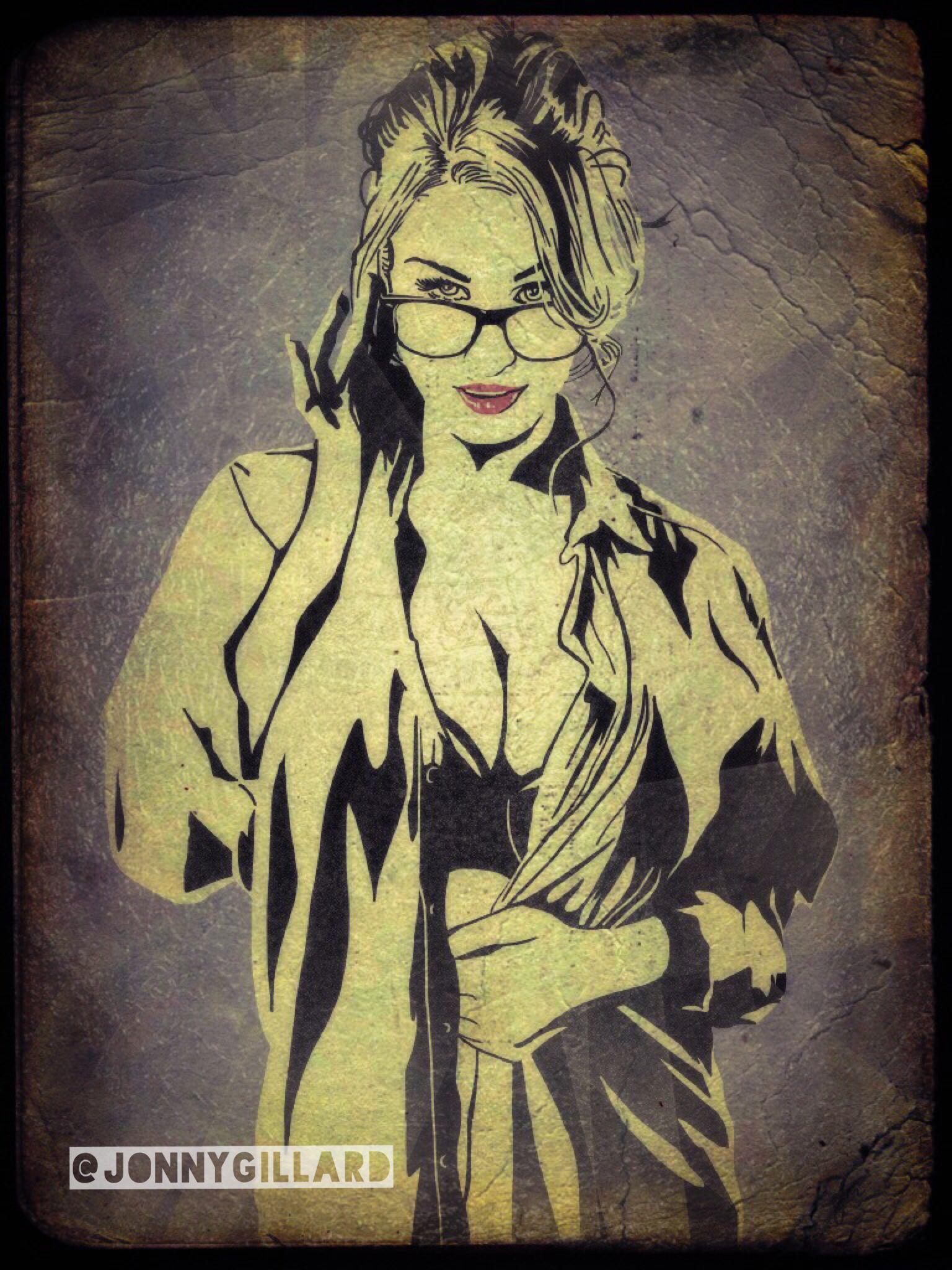 Rena Thorne 2   Glamour Art   Pinterest
