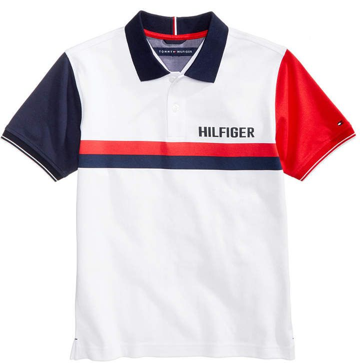 840634f80 Toddler Boys Sebastian Polo  vivid red white