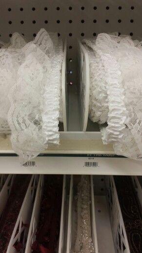 Diy garters at joann fabrics
