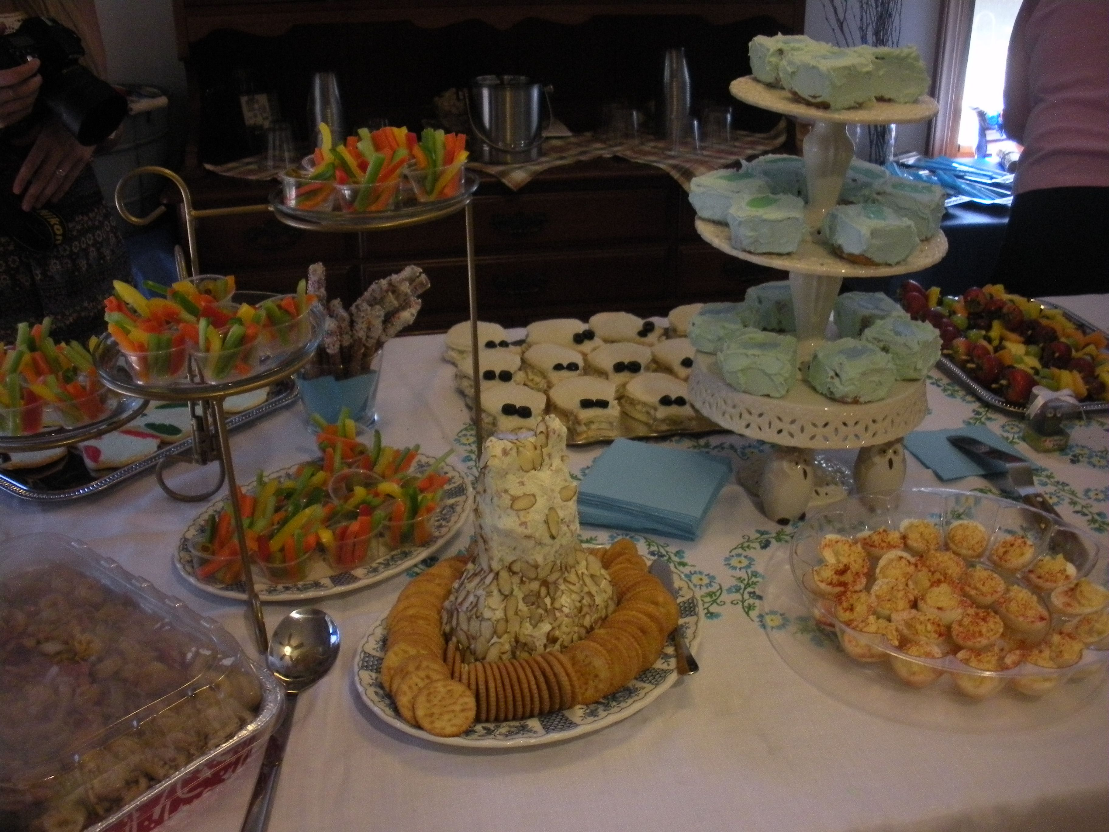 Owl Baby Shower Food Baby Shower Food Food And Drink Delicious