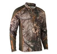 Browning Buckmark Men's Hells Canyon Mock RTX Baselayer Shirt, 301804240