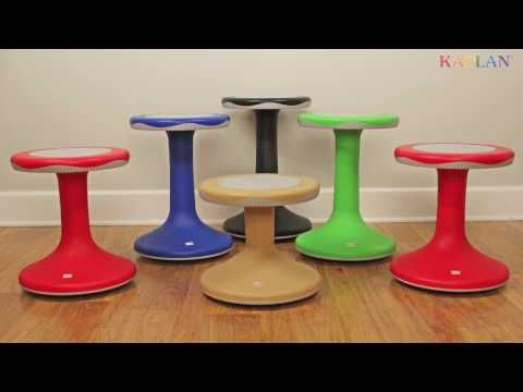 Kmotion Stool Kaplan Early Learning Company Youtube Teaching