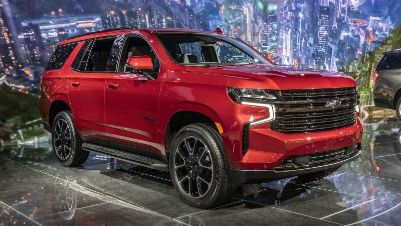 Chevrolet Prices 2021 Tahoe From 50 295 Up 1 000 From 2020