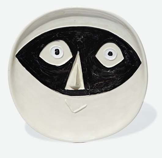 Pastime Of The Moment Pottery Maskers Keramiek Picasso