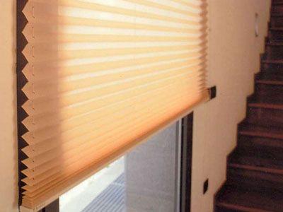 Cortinas plisadas cortina plisada bandalux mallorca - Cortinas mallorca ...