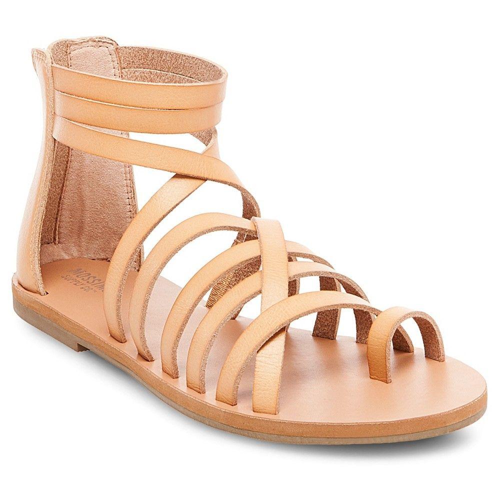 2b3b1d57a7ba Women s Jessie Gladiator Sandals - Mossimo Supply Co.™ Tan 9