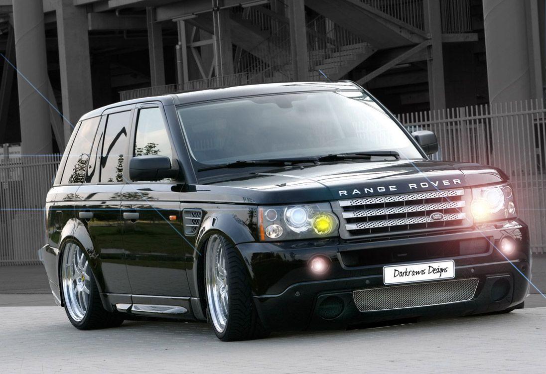 Sharp Looking Range Rover Sport | Range Rover | Range ...