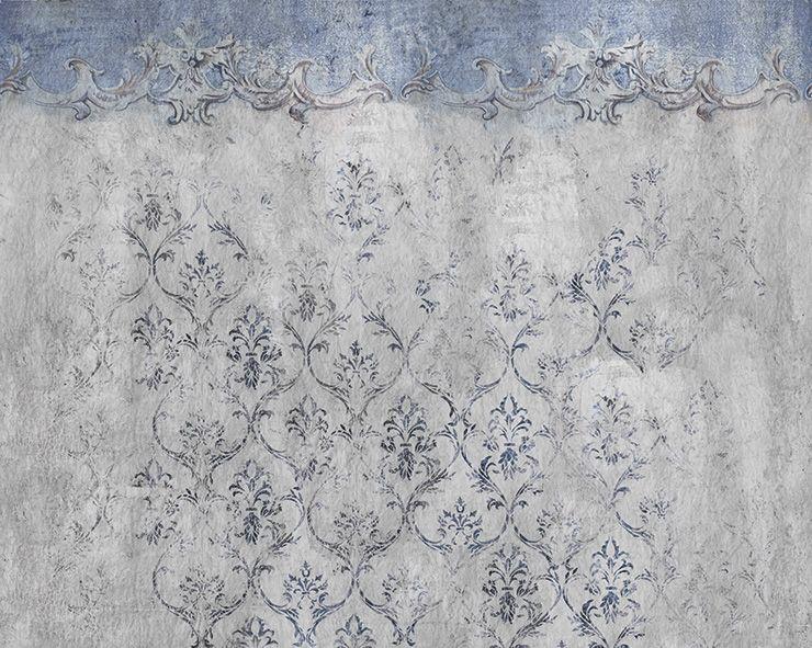 contemporary wallpaper wall dec home interior pinterest tapeten deko tapete und w nde. Black Bedroom Furniture Sets. Home Design Ideas